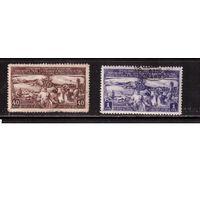 СССР-1949 (Заг.1362(1)-1363(1))  гаш., Животноводство
