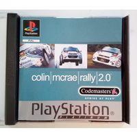 Colin Mcrae Rally 2.0 лицензионный, специальное издание, полный комплект