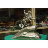 Скульптура   Петр 1  ( большая )