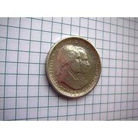 """США, 1/2  доллара 1926 """"150 лет независимости"""" (серебро)"""