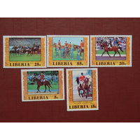 Либерия  спорт