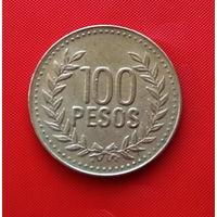 22-07 Колумбия, 100 песо 2007 г.