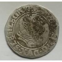 Грош 1544 г  Селезия.