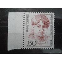Берлин 1988 Стандарт, политик Михель-7,0 евро
