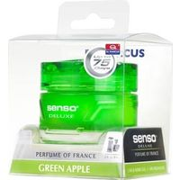 Ароматизатор гелевый 50мл. Dr. Marcus Senso Deluxe Green Apple