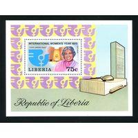 Либерия 1975г.