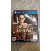 "Игра для PS4 ""Fifa 2014"""