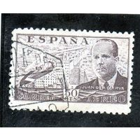 Испания. Ми-824. Хуан де ла Сиерва. Авиация.1939.