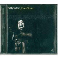 CD Betty Carter - Betty Carter's Finest Hour (2003)