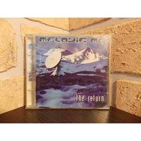 CD Melodie MC    The Return