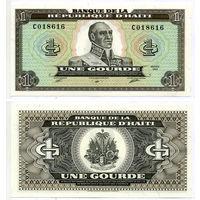Гаити. 1 гурд 1989 [UNC]