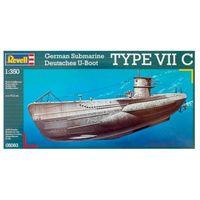 Немецкая подводная лодка тип VII C 1:350,Ревел