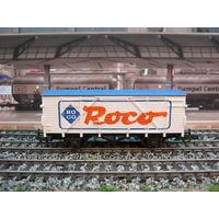 Грузовой вагон ROCO. Масштаб HO-1:87.
