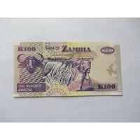 Замбия, 100 квача.