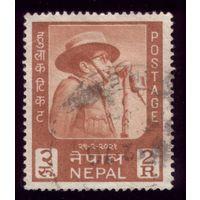 1 марка 1964 год Непал 184