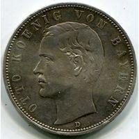 БАВАРИЯ - 5 МАРОК 1913