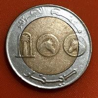 105-19 Алжир, 100 динаров 2013 г. Единственное предложение монеты данного года на АУ