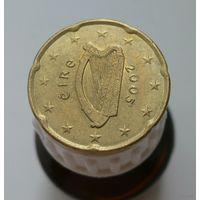 20 евроцентов 2005 Ирландия