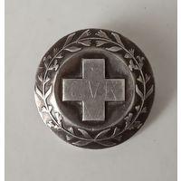 Серебренный крест. ( Швеция )