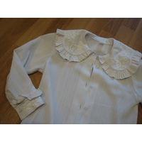 Блузка девочке 5-7 лет