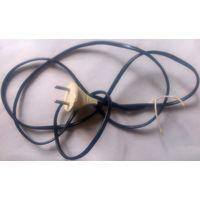 Провод с вилкой на конце 1565 мм (1,56 м)
