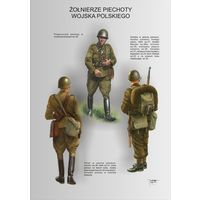 Войско польское до 1939, Снаряжение, документы, фотографии и униформа