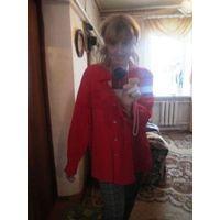 Блуза для шикарной девушки р. 50-52