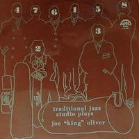 "LP Traditional Jazz Studio - Plays Joe ""King"" Oliver (1976) Ragtime, Dixieland, Swing"