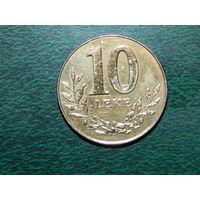 Албания 10 лек 2009