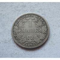 Германия 1 марка 1875 A (Берлин) 6