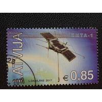Латвия 2017 г. Спутник Вента-1.