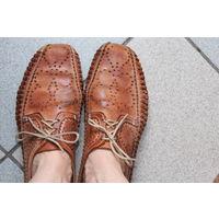 Туфли женские Hisar shoes стопа 25см