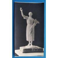 Фото скульптуры З.Азгура  15х24 см