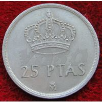 6902:  25 песет 1983 Испания