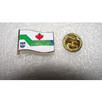 Канада золочение