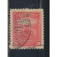 Колумбия 1948 Эльдорадо Вождь из Мунски Стандарт #525