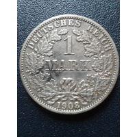 1 марка 1908 г серебро