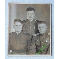 РККА фото на память  размер 10.5х13 см