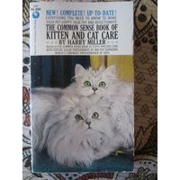 Забота о котятах и кошках