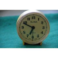 Часы - будильник Слава    все работает