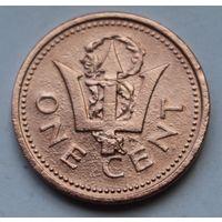Барбадос, 1 цент 1998 г.