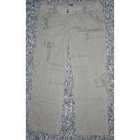 """Штаны для высоких девушек, большого размера фирмы """"Orsay"""", оригинал из Германии, женские, новые, 100% х/б, на р-р 48-52, на полные ноги, очень высокого качества, хороший летний вариант"""