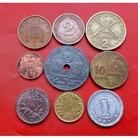 9 монеток - 9 стран. #47 Старт с 10 копеек.