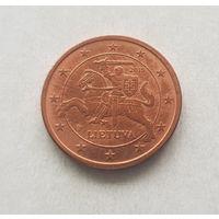 5 евроцентов 2015 Литва