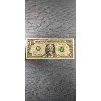 1$ США 2013 года серии Е