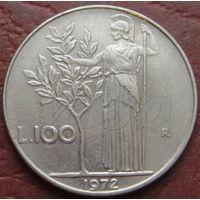 3772:  100 лир 1972 Италия