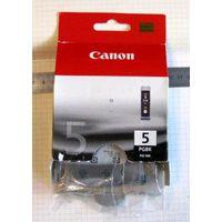 "Картридж принтера ""Canon"" PGI-5BK"