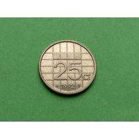 25 центов 1992 года