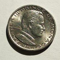 Монако 1 франк, 1974 5-3-28