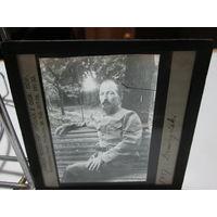 RRR!Фотография прижизненная Ф.Э.Дзержинский фото негатив фото пластина.Оригинал. 20-е г